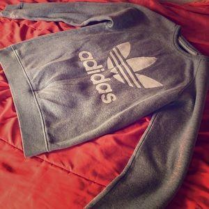Adidas crew neck sweater